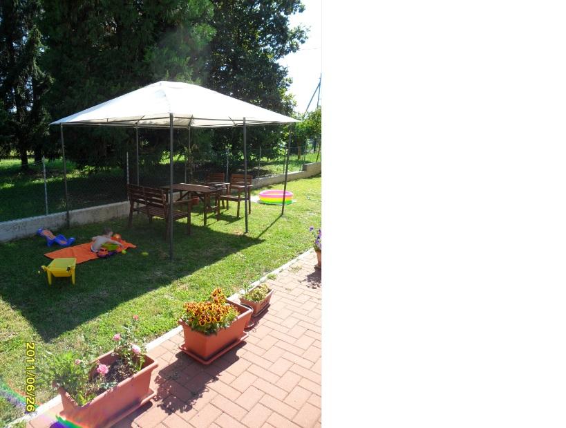 VILLA SCHIERA in zona Villa Argine a Cadelbosco di Sopra