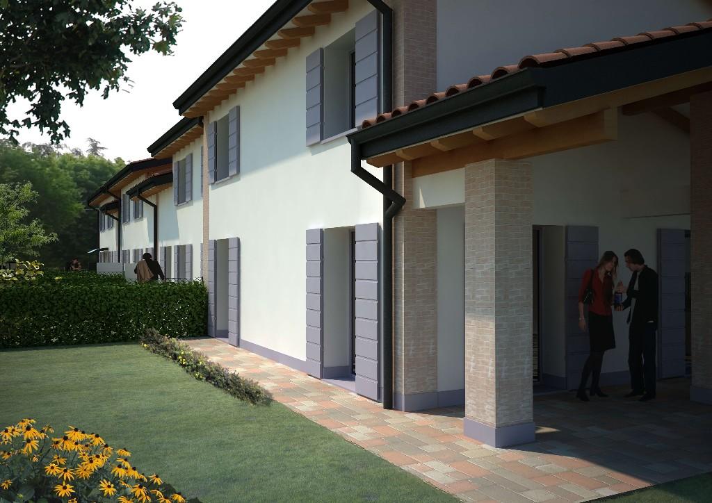 VILLA SCHIERA in zona S. Bartolomeo a Reggio Emilia