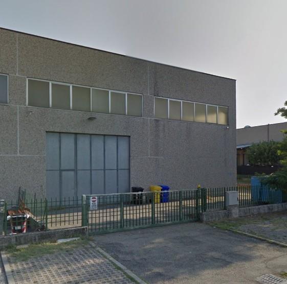 CAPANNONE in zona Corte Tegge a Reggio Emilia