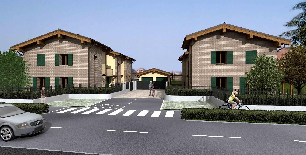 CASA SINGOLA in zona S. Rigo a Reggio Emilia